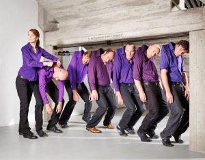 Das Team von IMPRO 005 Münster
